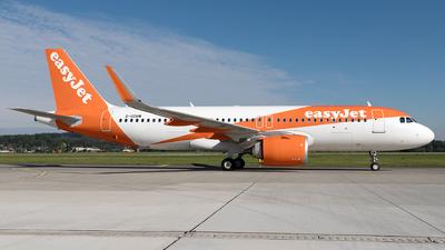G-UZHW - Airbus A320-251N - easyJet