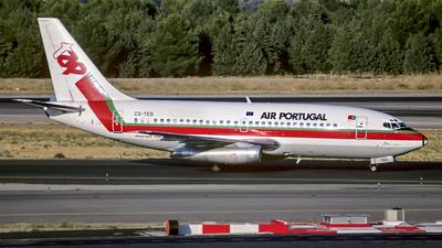 CS-TES - Boeing 737-230(Adv) - TAP Air Portugal