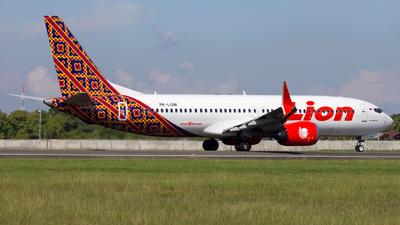 PK-LQM - Boeing 737-8 MAX - Lion Air