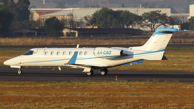 XA-CAO - Bombardier Learjet 45 - Private