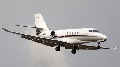 CS-LTJ - Cessna Citation Latitude - NetJets Europe