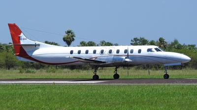 LV-BGH - Fairchild SA227-AC Metro III - Flying America