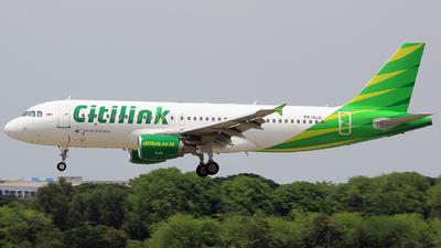 PK-GLQ - Airbus A320-214 - Citilink