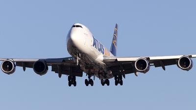 N850GT - Boeing 747-87UF - Atlas Air