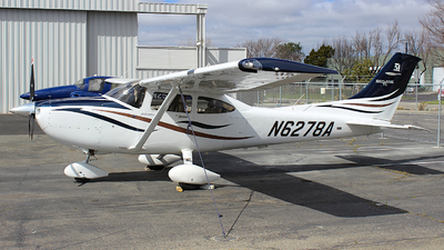 N6278A - Cessna T182T Turbo Skylane - Private