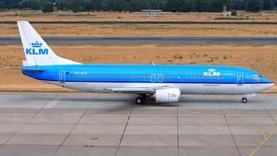 PH-BTB - Boeing 737-406 - KLM Royal Dutch Airlines