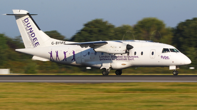 G-BYMK - Dornier Do-328-100 - Flybe (Loganair)