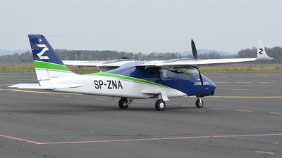 A picture of SPZNA - Tecnam P2006T - [328] - © Davor - Sierra5