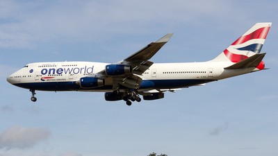 G-CIVI - Boeing 747-436 - British Airways