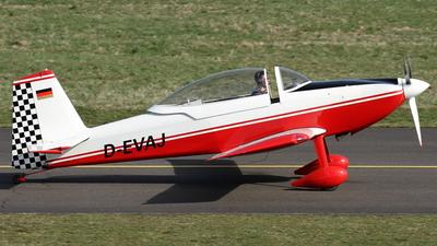 D-EVAJ - Vans RV-8 - Private