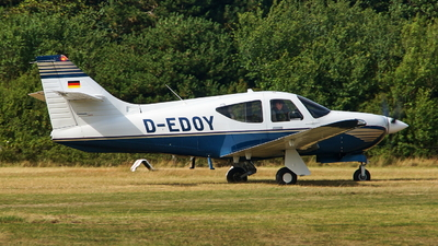 A picture of DEDOY - Rockwell Commander 114TC - [20031] - © JakkoFly