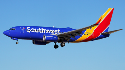 N7882B - Boeing 737-76Q - Southwest Airlines