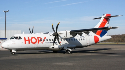 F-GPYN - ATR 42-500 - HOP! for Air France