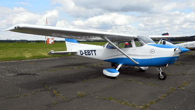 D-EBTT - Reims-Cessna F172N Skyhawk II - Hanseatischer Fliegerclub Berlin