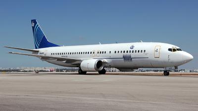 4X-AOO - Boeing 737-4Q8 - Israel Aerospace Industries (IAI)