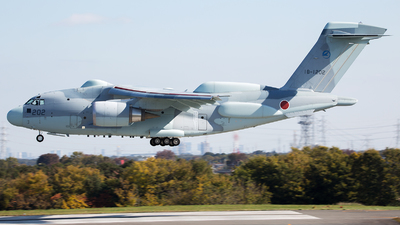 18-1202 - Kawasaki C-2 - Japan - Air Self Defence Force (JASDF)