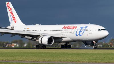 A picture of ECJQQ - Airbus A330202 - [0749] - © Nico282