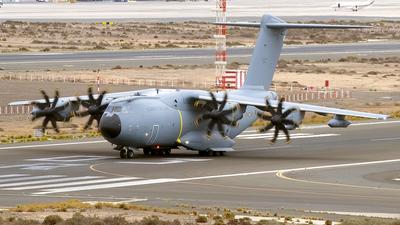 A picture of TK.2307 - Airbus A400M180 -  - © Patricio Rodríguez