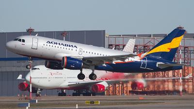 VP-BWG - Airbus A319-111 - Donavia