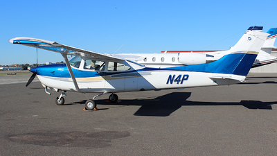 N4P - Cessna TR182 Turbo Skylane RG - Private