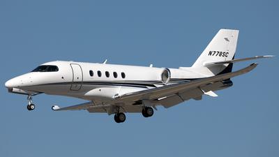A picture of N778SC - Cessna 680A Citation Latitude - [680A0029] - © David Price