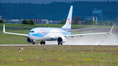 A picture of DABKI - Boeing 73786J - TUI fly - © marfi80