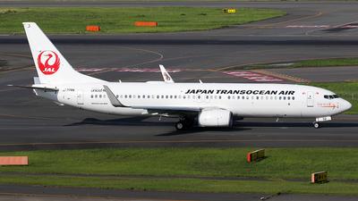 JA02RK - Boeing 737-8Q3 - Japan TransOcean Air (JTA)