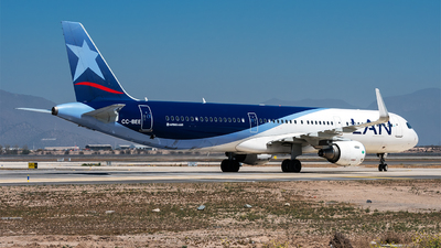 A picture of CCBEE - Airbus A321211 - LATAM Airlines - © Naoto Goto