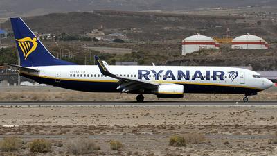 A picture of EIEKK - Boeing 7378AS - Ryanair - © Alfonso Solis