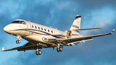 N765WS - Gulfstream G200 - Private
