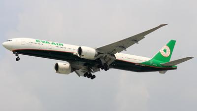 A picture of B16740 - Boeing 77735E(ER) - EVA Air - © Toanla_SFAP