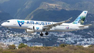 F-OMER - Airbus A220-371 - Air Austral