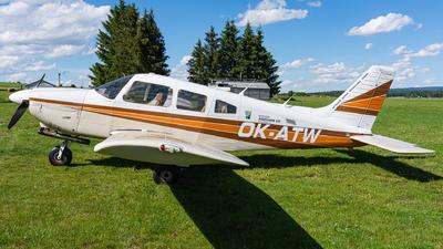A picture of OKATW - Piper PA28181 Archer II - [288490041] - © Cibulka Tomas