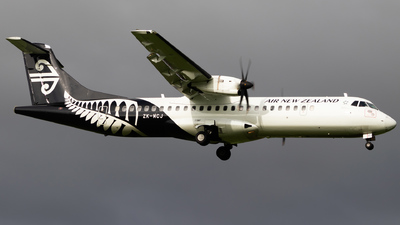 ZK-MCJ - ATR 72-212A(500) - Air New Zealand Link (Mount Cook Airline)