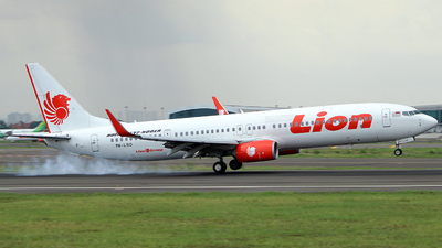 A picture of PKLSO - Boeing 7379GP(ER) - Lion Air - © APhotography