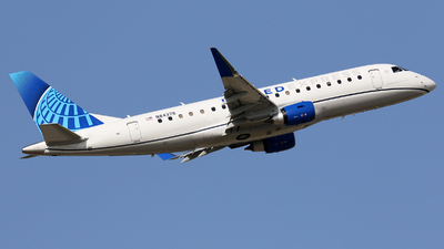 N84378 - Embraer 170-200LL - United Express (Mesa Airlines)