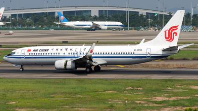 B-1956 - Boeing 737-89L - Air China