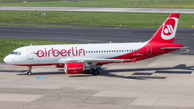 D-ABFH - Airbus A320-214 - Air Berlin