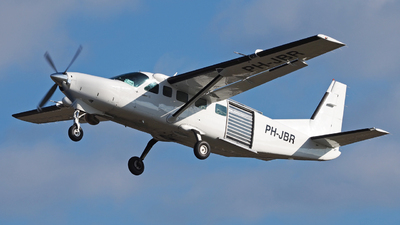PH-JBR - Cessna 208B Grand Caravan - Private