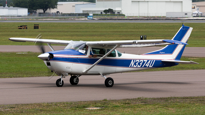 N3374U - Cessna 182F Skylane - Private
