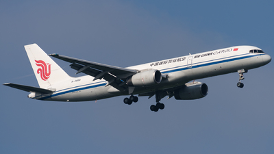 A picture of B2856 - Boeing 7572Z0(PCF) - Air China Cargo - © HXD3D-0080