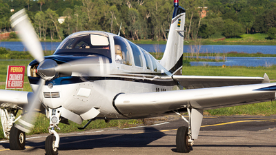 PR-CBD - Beechcraft G36 Bonanza - Private