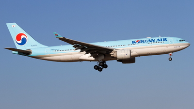 A picture of HL8276 - Airbus A330223 - Korean Air - © nori_NGO_RJGG