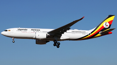 5X-CRN - Airbus A330-841 - Uganda Airlines