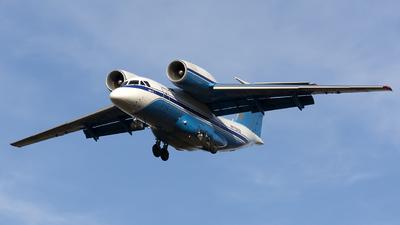 RF-72012 - Antonov An-72 - Russia - Federal Border Guards Aviation Command