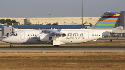 A picture of SEDJN - Avro RJ85 - BRA - © Bluerick - Ricardo Capa