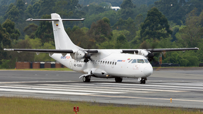 A picture of HK5199 - ATR 42500 - EasyFly - © Alex Rivera