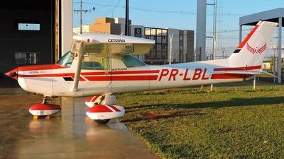 PR-LBL - Cessna 152 II - Aeroclube de Fernandopolis