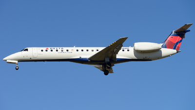N569RP - Embraer ERJ-145LR - Delta Connection (Chautauqua Airlines)