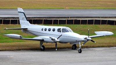 N4150G - Cessna 340A - Private